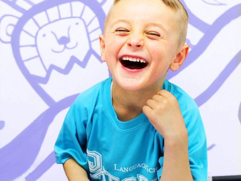 Clases de inglés gratis para niños de 3 años Oxford LS